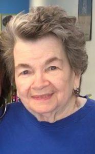 """Geraldine """"Jerry"""" Ann Nelson Slocum"""