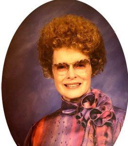 Norma Francis Thompson Barnett